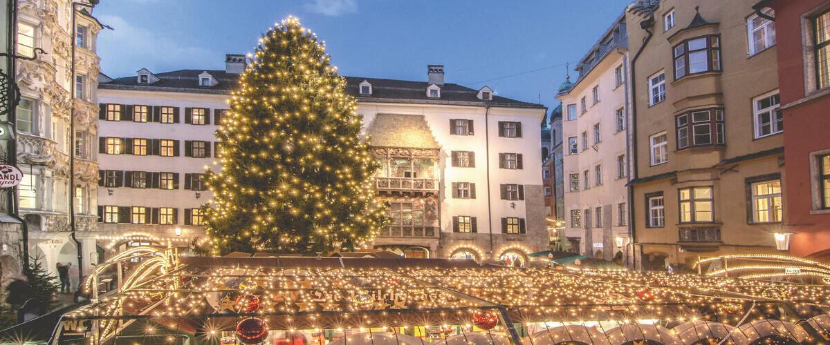 Tourismuspastoral Diözese Innsbruck bietet vielfältiges Angebot rund um Christkindlmarkt - 1200x500