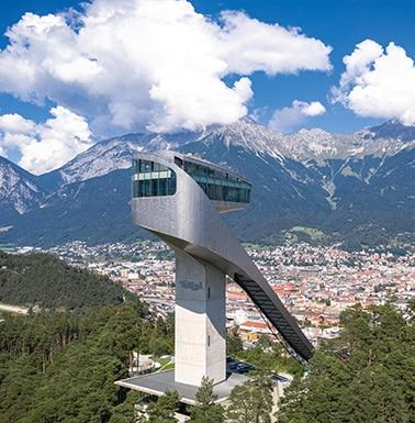 Bergisel Sprungschanze Innsbruck